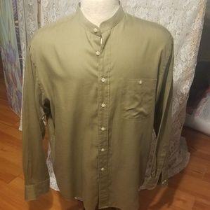 Yves Saint Laurent Mens button down shirt